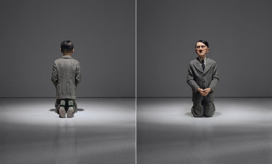 Maurizio Cattelan, Him, 2001. Photo courtesy Christie's Images Ltd.