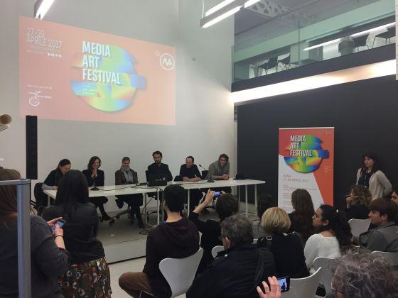 Media Art Festival, Maxxi, Roma, 2017