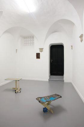 Mortadella. Exhibition view at Operativa, Roma 2017