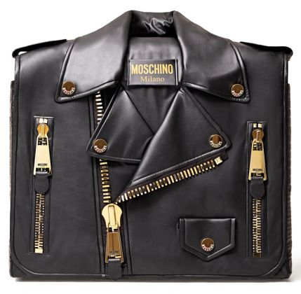Moschino per Gufram, Biker cabinet, photo Leonardo Scotti