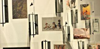 Museo Baracca, Lugo di Romagna. Allestimento Claudio Ballestracci