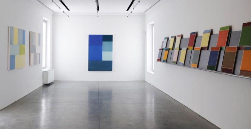 Nataly Maier. Ri-combinazioni. Exhibition view at Galleria Artesilva, Seregno 2017