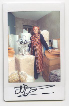 Nina Yashar, Galleria Nilufar, 2014. Photo Delfino Sisto Legnani