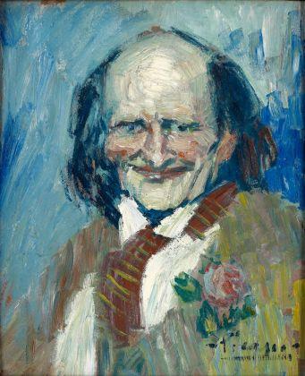 Pablo Picasso, Bibi la Purée, 1901. Collezione privata. © Succession Pablo Picasso, VEGAP, Madrid 2017