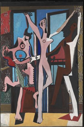 Pablo Picasso, Las tres bailarinas, 1925. Tate (c) Sucesión Picasso, VEGAP, 2017
