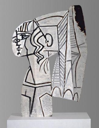 Pablo Picasso, Sylvette, 1954. Fondation Hubert Looser, Zurigo. © Succession Pablo Picasso, VEGAP, Madrid 2017