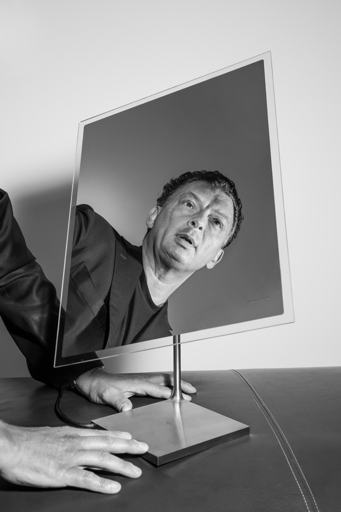 Piero Gandini 2014. Photo Delfino Sisto Legnani