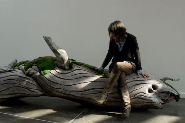 Piero Gilardi, Aigues tortes, 2008 (particolare). Photo Leo Gilardi