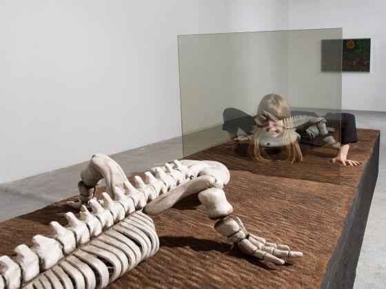 Piero Gilardi, Tiktaalik, 2010. Collezione Fondazione Gilardi. Photo François Fernandez
