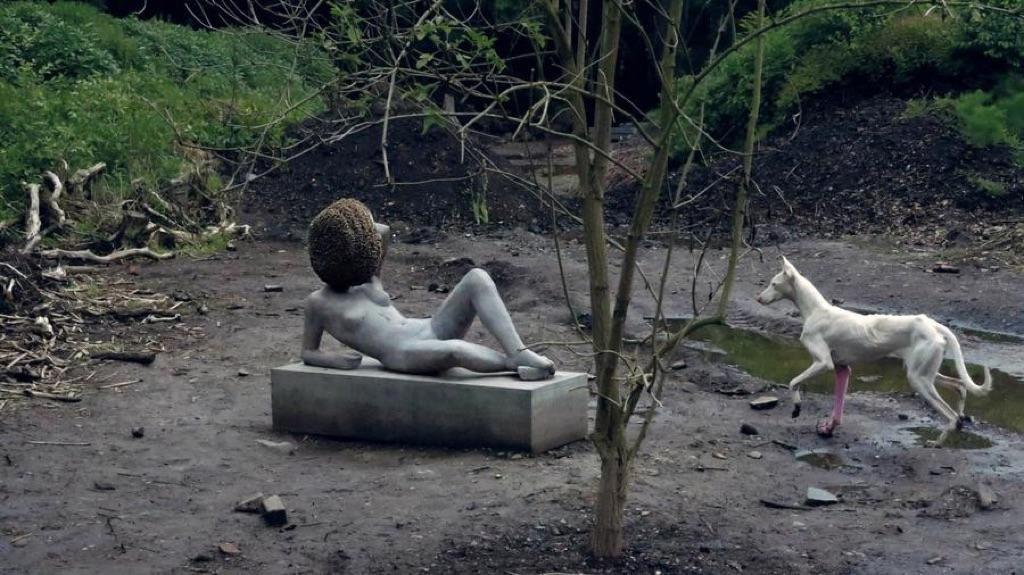 Pierre Huyghe, Untilled, 2012. Documenta 13, Kassel
