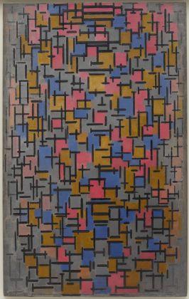 Piet Mondrian, Composizione, 1916