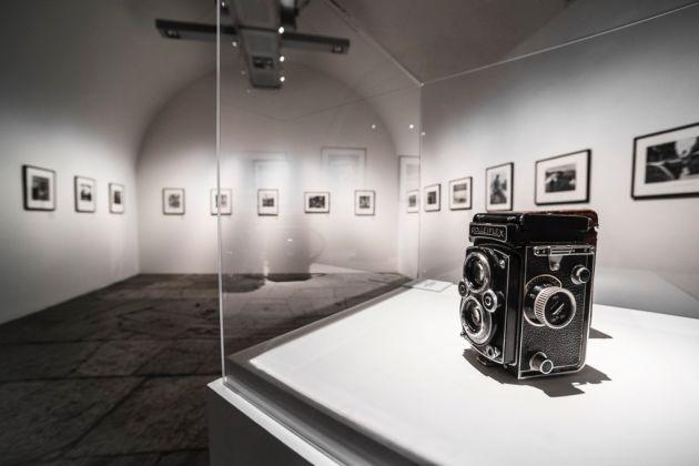 Robert Doisneau. Icônes. Exhibition view at Forte di Bard, 2017