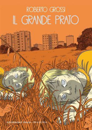 Roberto Grossi. Il grande prato (Coconino Press, Bologna 2017) - cover