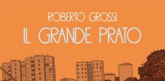 Roberto Grossi. Il grande prato (Coconino Press, Bologna 2017) - cover