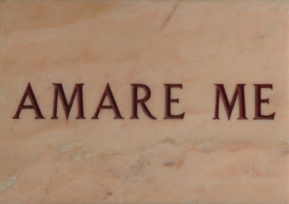 Salvo, Amare me, 1971. Collezione privata, Cantone Ticino. Photo Archivio Salvo, Torino / Foto Gonella, Torino