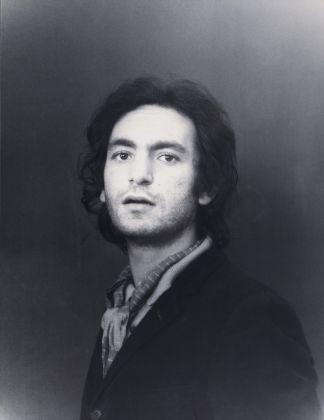 Salvo, Autoritratto come Raffaello, 1970. Collezione Paul Maenz, Berlino. Photo Archivio Salvo, Torino