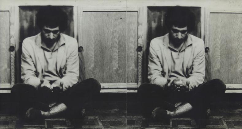Salvo, Tra zero e uno, 1969. Collezione Archivio Salvo, Torino. Photo Archivio Salvo, Torino