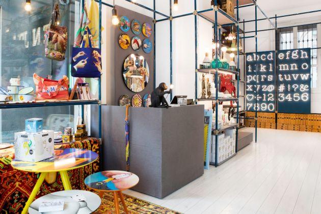 Seletti flagship store, ph Chiara Quadri