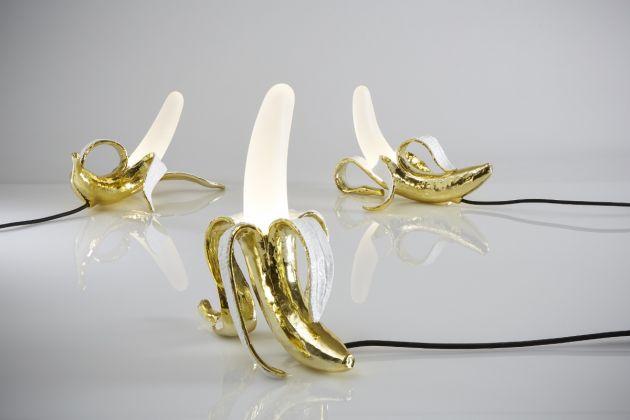 Seletti&StudioJob, UN LIMITED EDITIONS, Banana Lamp