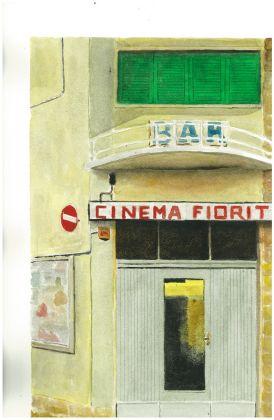 Severino Salvemini, Cinema Fioriti. Fasano