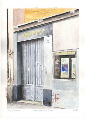 Severino Salvemini, Cinema Labirinto. Roma