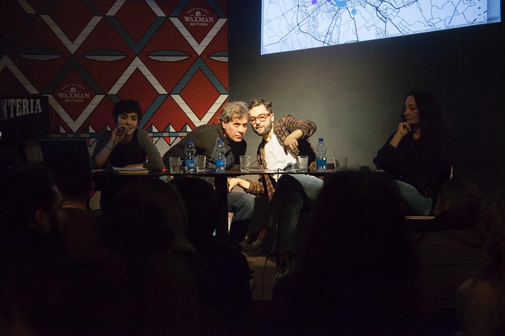 Studi Festival 2017. Rebecca Moccia, Vincenzo Chiarandà, Claudio Corfone, Anna Stuart Tovini