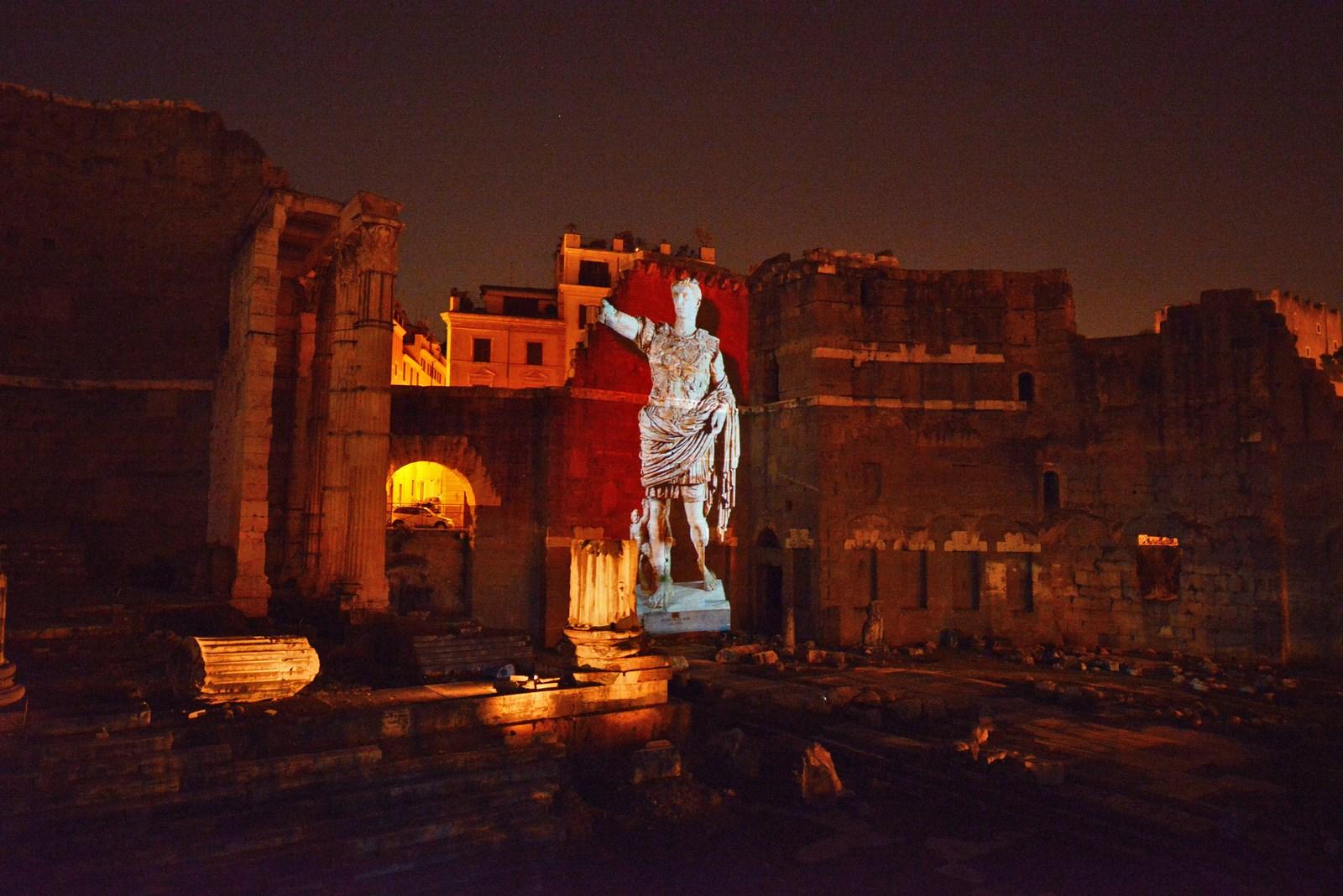 Viaggi nell'Antica Roma. Il Foro di Augusto