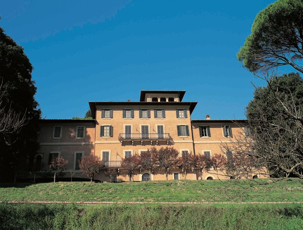 Villa Spinola a Perugia, sede della Fondazione Guglielmo Giordano
