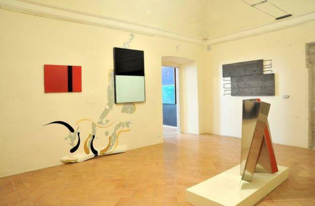 Vincenzo Pennacchi, Crepe, 2017. Courtesy Palazzo Collicola, Spoleto 2017