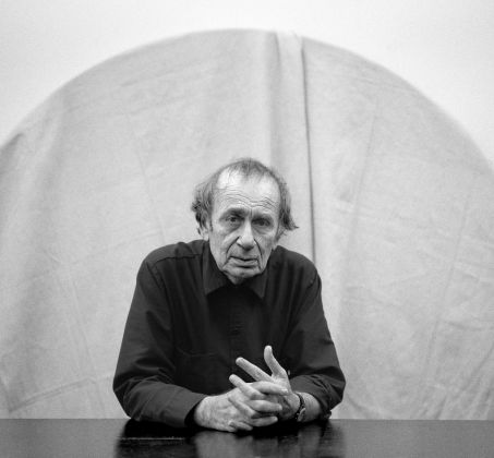 Vito Acconci, photo via clocktower.org