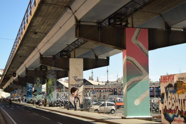 Walk The Line, Genova