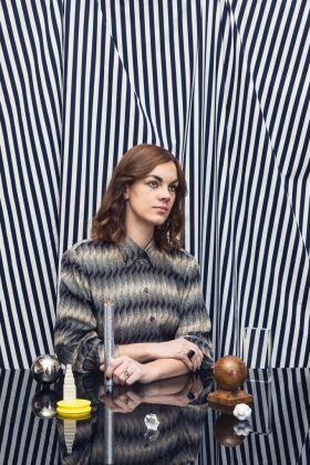 Zoe De Luca. Photo Delfino Sisto Legnani