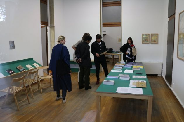 documenta Atene, Conservatory Athens Hall (foto Konstantinos Vogiatzis)