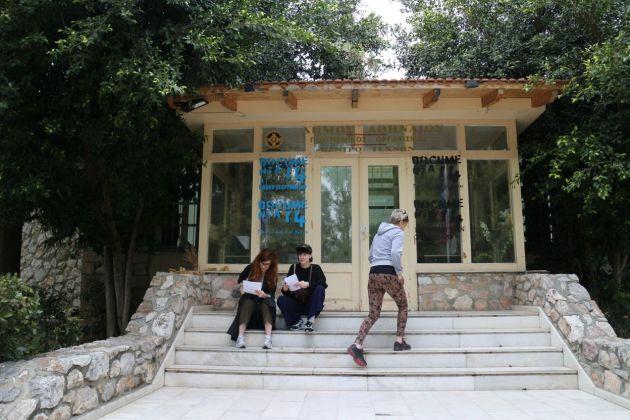 documenta Atene, Parko Eleutherias (foto Konstantinos Vogiatzis)