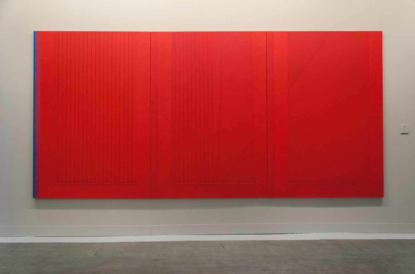 miart 2017_Hans Hartung, T1962-U15, 1962 Eidos Immagini Contemporanee Asti_ph. Irene Fanizza