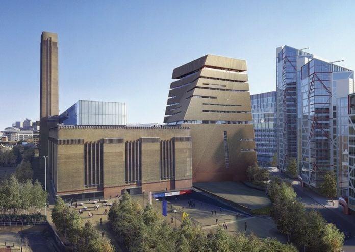 Tate Modern, Switch House di Herzog & de Meuron
