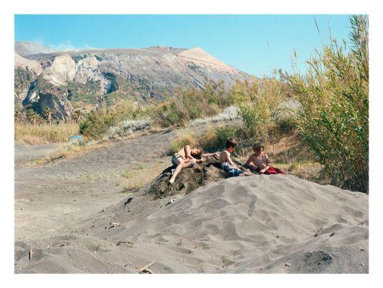 © Three kids, Vulcano, 2013, I am nothing, Valerio Spada, Twin Palms Publishers