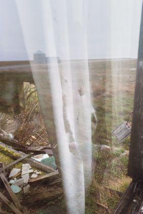 ©Rebecca Norris Webb, Abandoned Farmhouse, from My Dakota