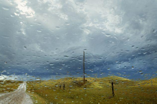 ©Rebecca Norris Webb, Storm Light, from My Dakota