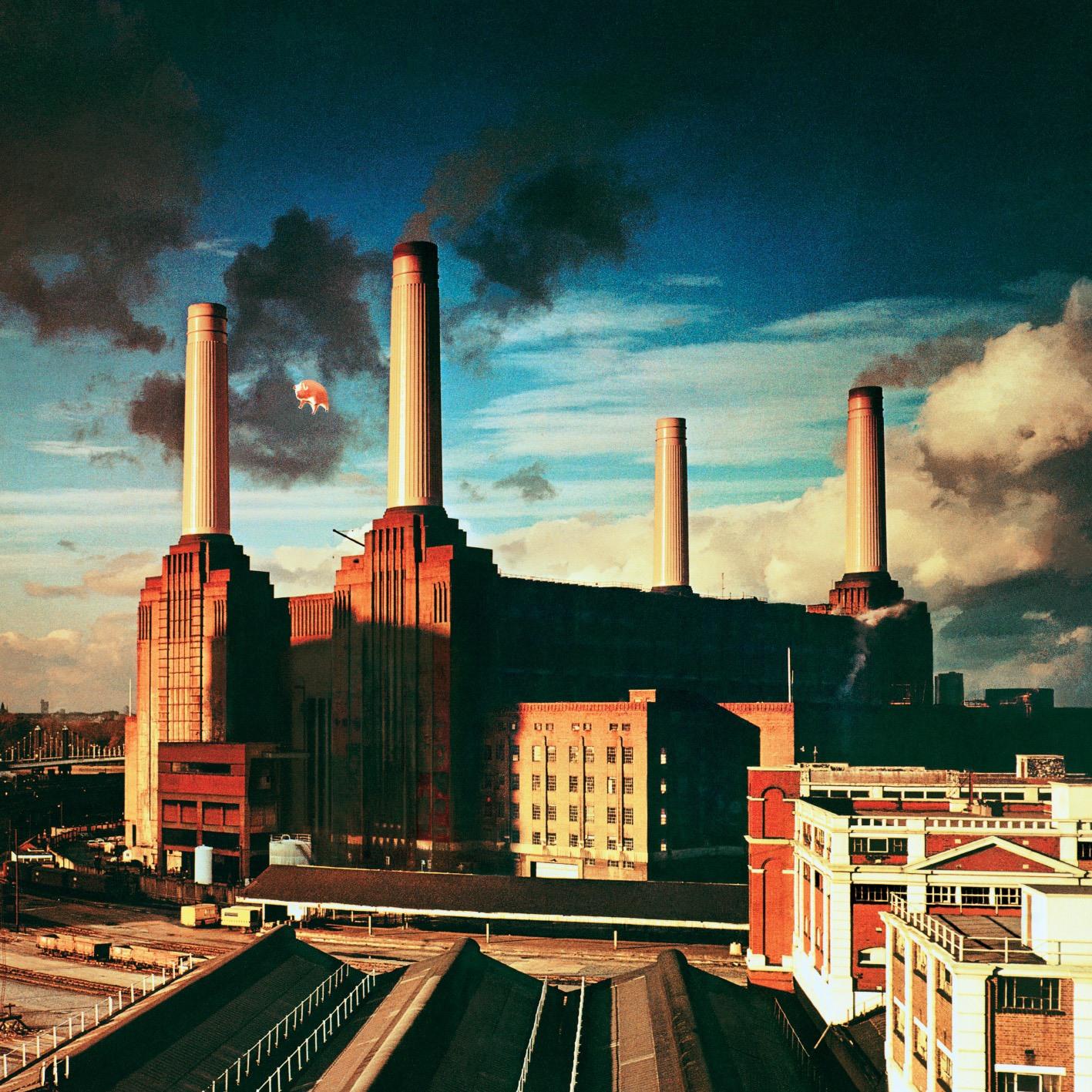 Animals © Pink Floyd Music Ltd