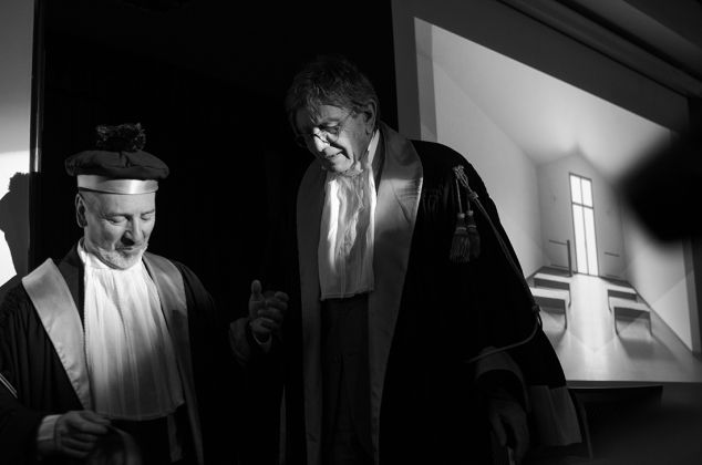 La cerimonia, ph Greta Burtini