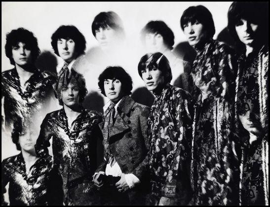 Pink Floyd 1967, photographer Vic Singh © Pink Floyd Music Ltd