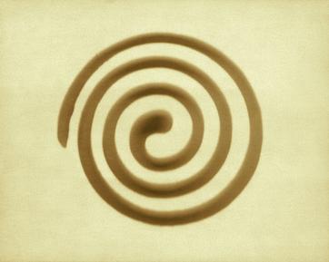 Davide Tranchina, 40 giorni a Montecristo, Spirale