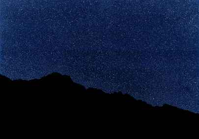 Davide Tranchina, 40 notti a Montecristo