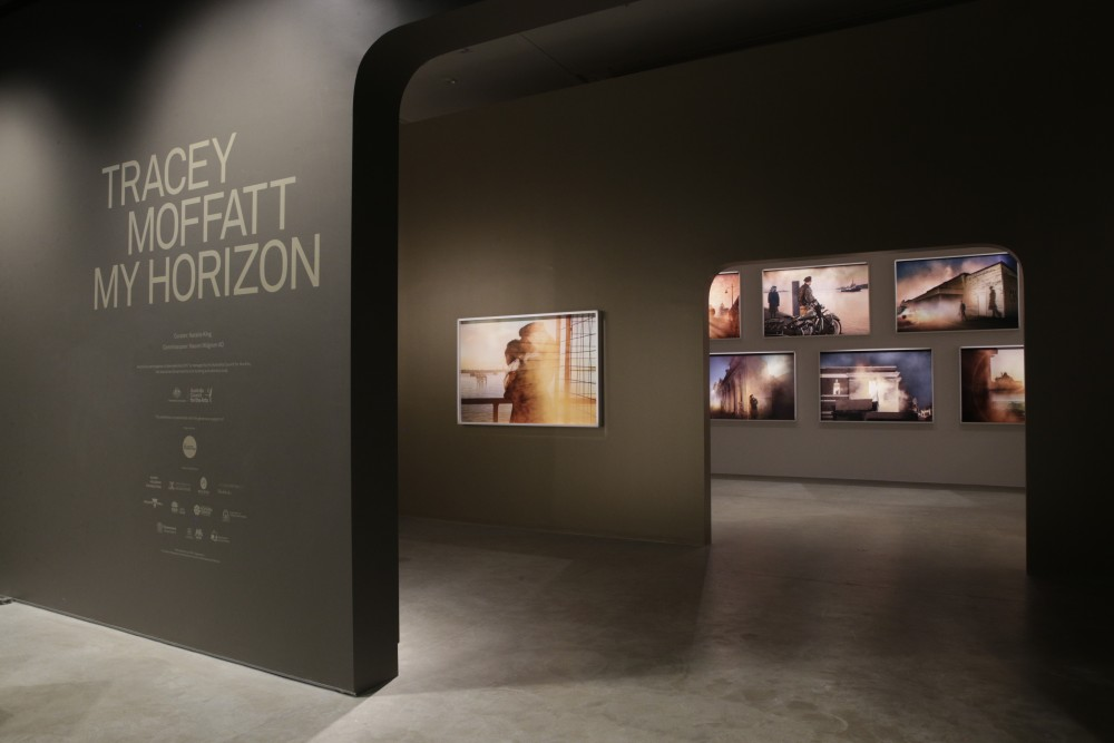 57. Esposizione Internazionale d'Arte, Venezia 2017, Padiglione Australia, Tracey Moffatt, My Horizon. Courtesy Australia Council for the Arts