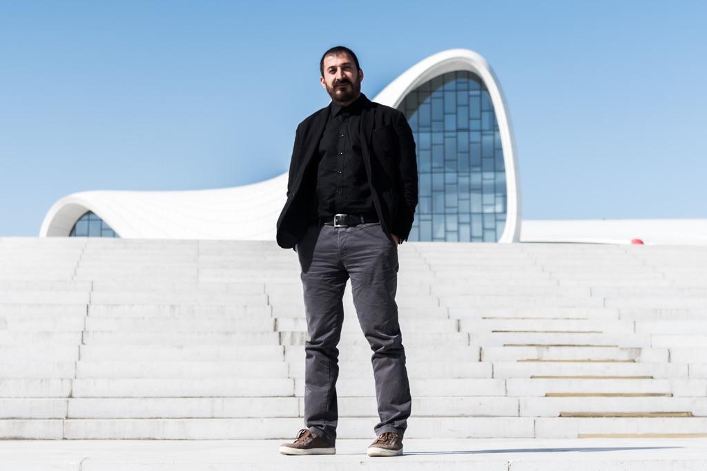 57. Esposizione Internazionale d'Arte, Venezia 2017, Padiglione Azerbaigian, Elvin Nabizadeh