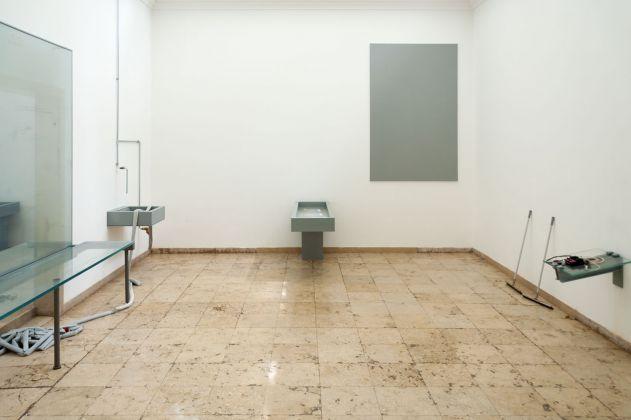 57. Esposizione Internazionale d'Arte, Venezia 2017, Padiglione Germania, Anne Imhof, Faust. Photo Irene Fanizza