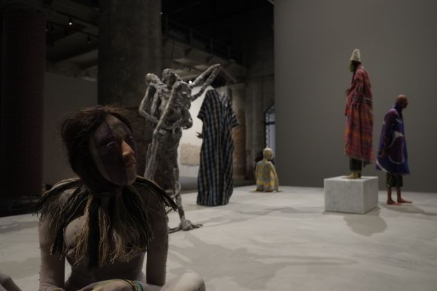 57. Biennale di Venezia, Arsenale, Francis Upritchard, ph. Andrea Ferro