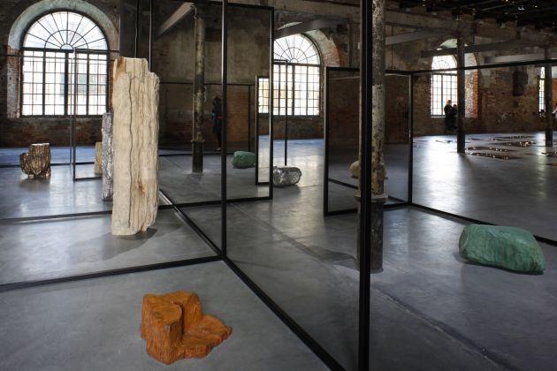 57. Biennale di Venezia, Arsenale,Liu Janhua, ph. Andrea Ferro