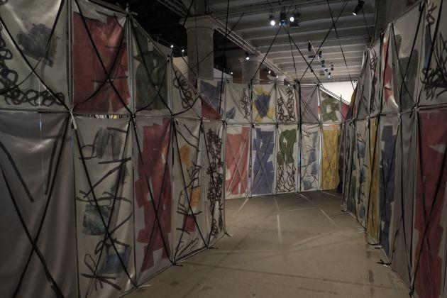 57. Biennale di Venezia, Arsenale, Yorgos Sapountzis, ph. Andrea Ferro
